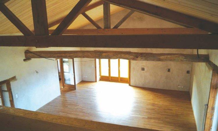 Rénovation intérieure et extérieure à Lucas